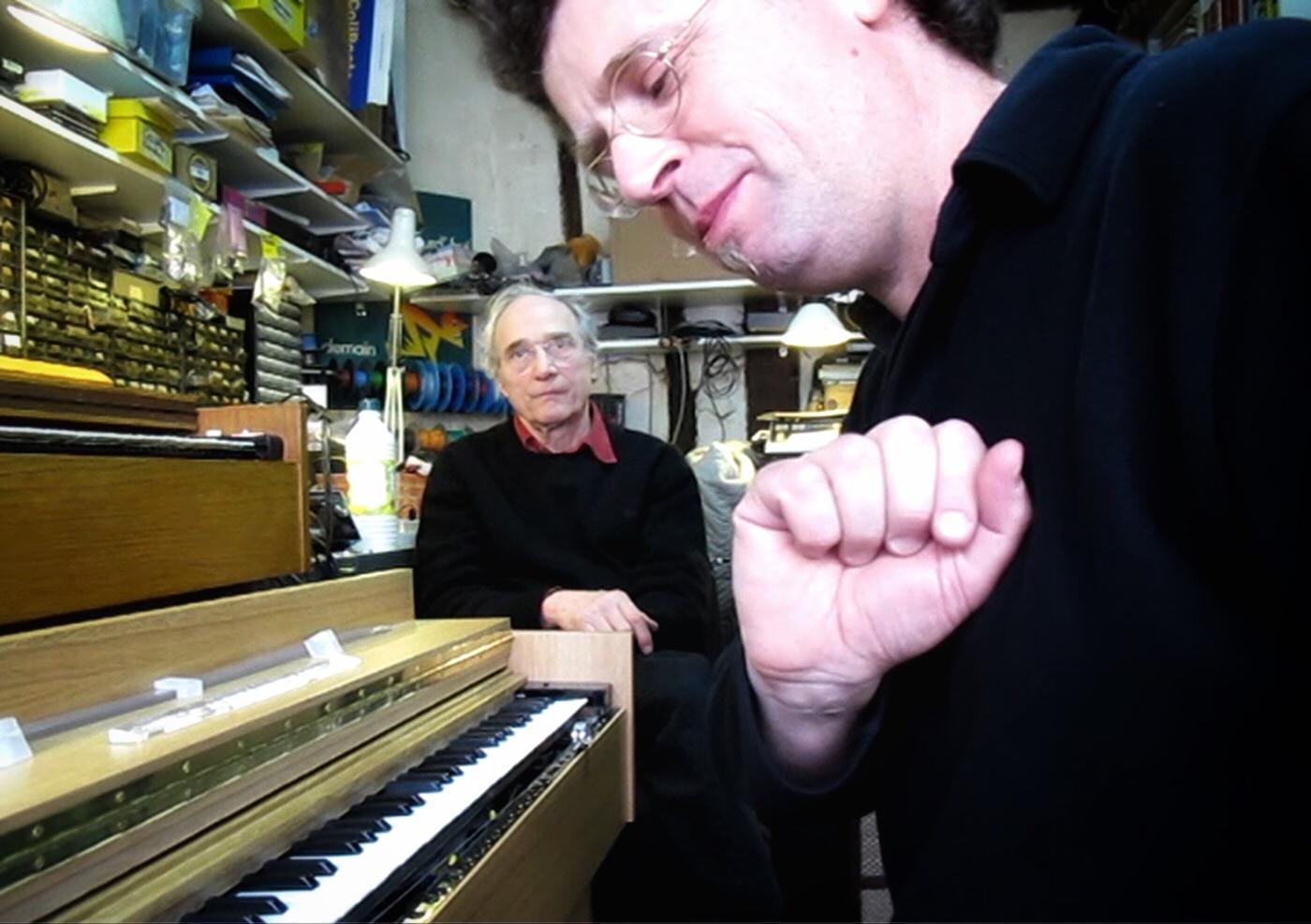 Jean-Loup Dierstein et Thomas Bloch
