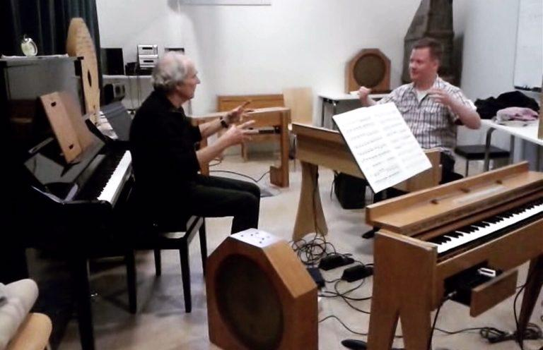 Jean-Loup Dierstein et Christopher Corbett
