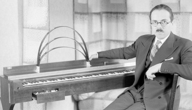 Maurice Martenot et son onde musicale